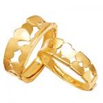 gouden sieraden trouwringen