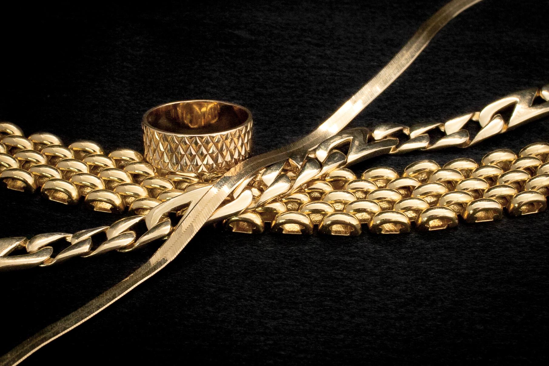 москва золото кольца